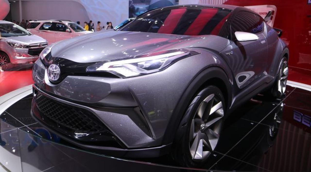 Toyota C-HR Sudah Bisa Diorder, Berapa Harganya?