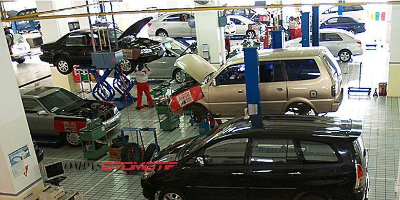 Jelang Musim Mudik Toyota Sediakan Diskon Servis