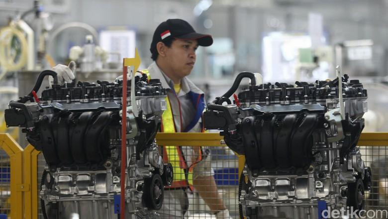 Toyota Kirim Mobil dan Aneka Komponen dari Karawang ke 80 Negara