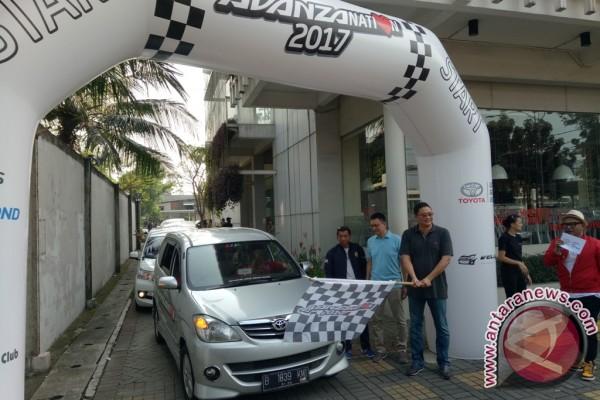 Avanzanation 2017, cara Toyota apresiasi pelanggan Avanza