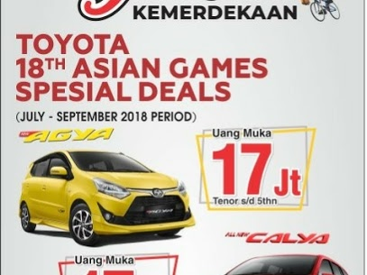 ASEAN GAMES SPESIAL DEALS