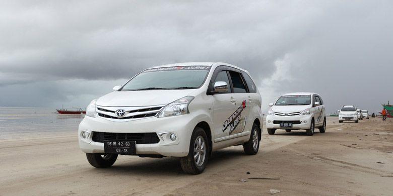 Toyota Avanza Tangguh Disegala Medan Jalan
