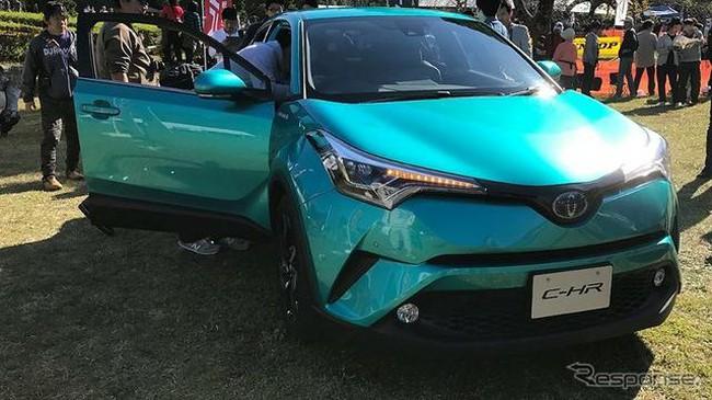 Laris Manis, Inden Toyota C-HR Sampai 3 Bulan
