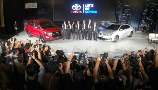 Kijang Innova Berteknologi Hybrid, Bos Toyota Buka Rahasia
