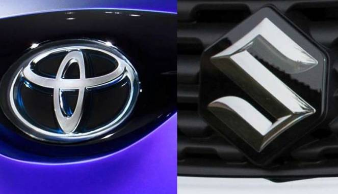 Toyota-Suzuki Akhirnya Sepakat Kolaborasi
