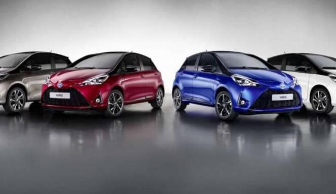 Toyota Luncurkan Yaris Edisi 2017, Ubahannya di 900 Titik