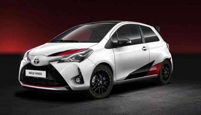 Toyota Hadirkan Yaris Terbaru, Lebih Gahar
