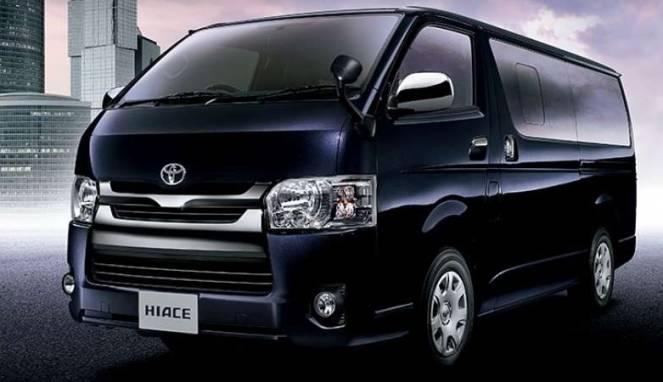 Toyota Siap Perkenalkan Minibus 16 Penumpang Anyar