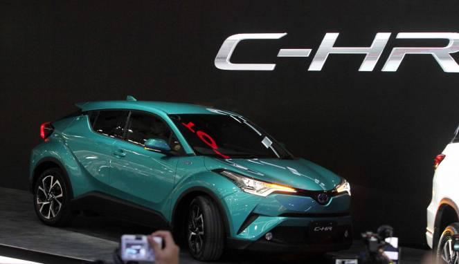 Toyota Beberkan Harga C-HR di Indonesia