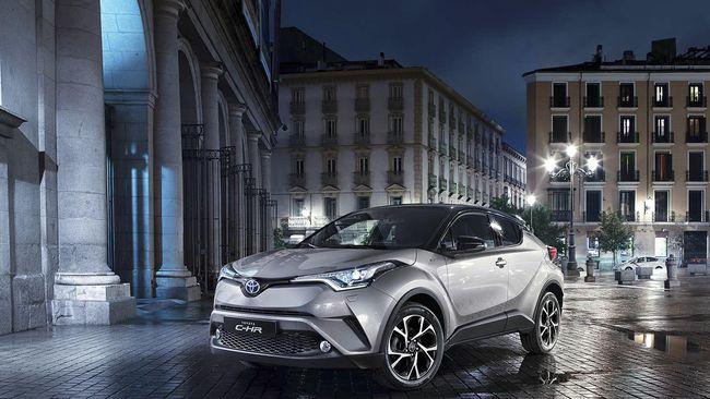 Toyota Pilih Bawa C-HR Mengaspal Akhir Tahun 2017