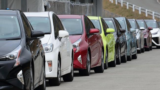 Toyota Sudah Siap Bawa Mobil-mobil Hybrid ke Indonesia