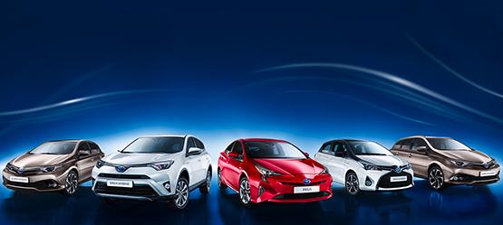 Toyota Terlaris di Hampir 50 Negara