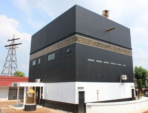 Masjid Berbentuk Kabah di Kalijati Subang Jadi Pilihan Wisata Ramadan