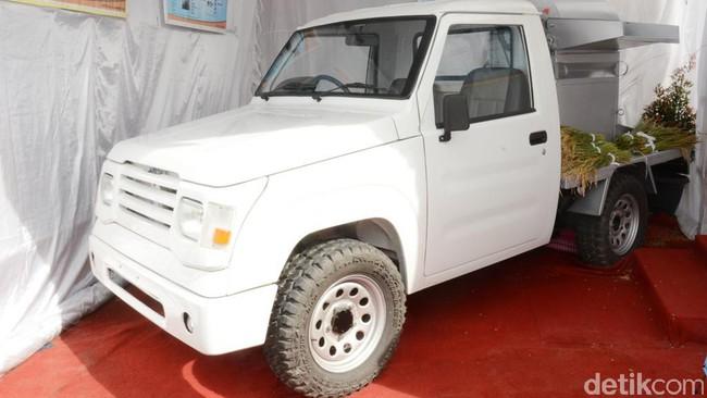 Toyota Siap Suplai Mesin Mobil Pedesaan