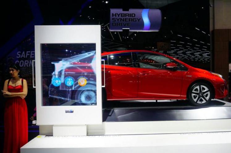 Toyota Jualan Prius Lagi di Indonesia