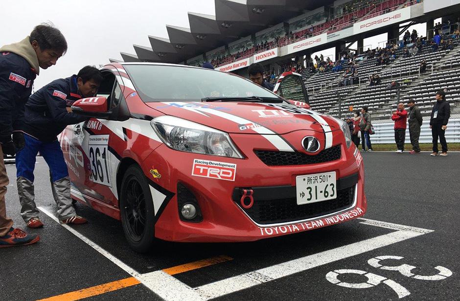 Toyota Indonesia Menorehkan Prestasi Gemilang di Kompetisi Balap International