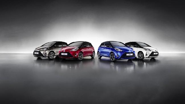 Demi Kembangkan Yaris Baru, Toyota Rogoh Rp 1,2 Triliun