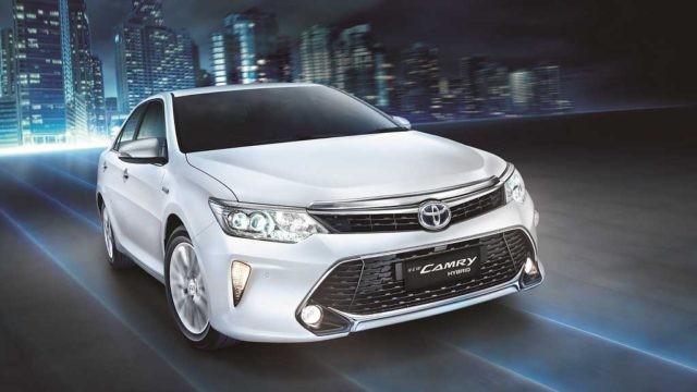 Toyota New Camry hadir dengan Segudang Fitur Canggih