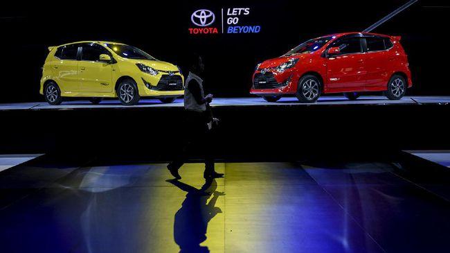 Toyota Dorong Target Penjualan di Bulan Ramadan