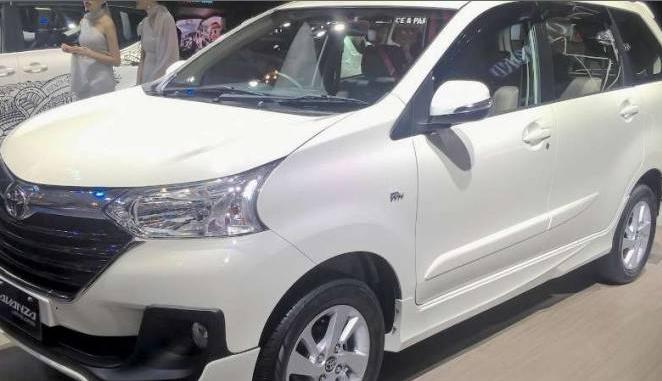 Avanza Rajai Penjualan Toyota di GIIAS 2017