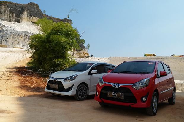 Toyota Agya Diekspor ke Filipina Tembus 46.000 Unit
