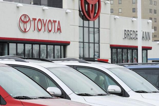 Perkuat Jaringan, Outlet Toyota Sasar Daerah Tingkat Dua