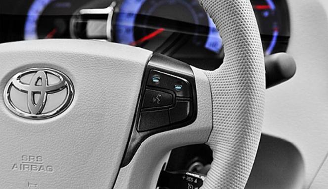 Toyota Berhasil Catat Penjualan 314.678 Mobil Periode Januari-Oktober