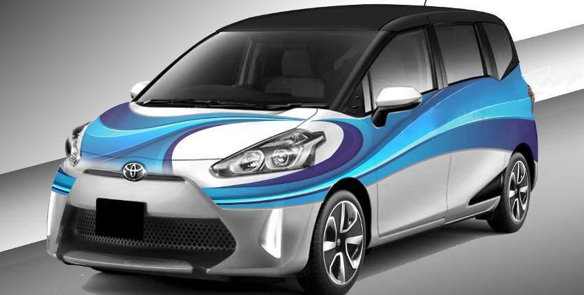 LIFESTYLE  Kerennya Modifikasi Toyota Sienta 2016