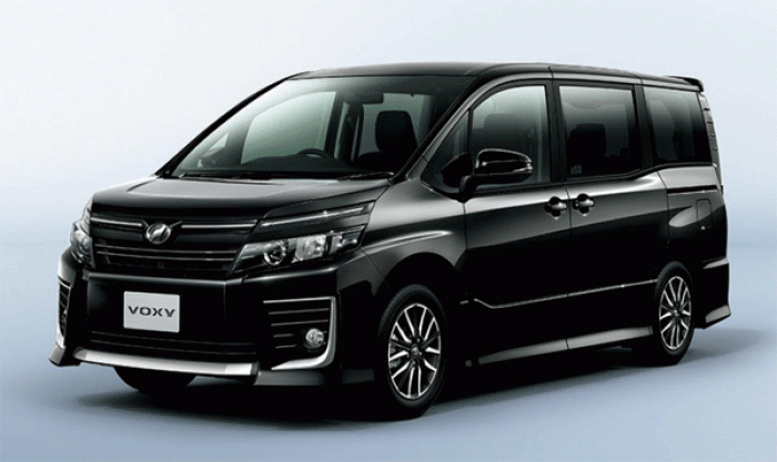 Penampakan Toyota Voxy, MPV Terbaru Toyota
