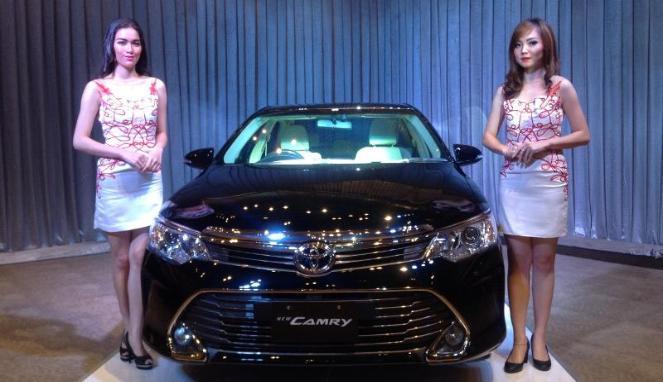 Toyota Indonesia Bicara soal Sedan Camry Baru