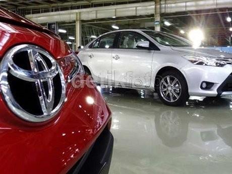 Jokowi Sukses Bikin Toyota Genjot Ekspor Mobil dari RI Sampai 3 Kali Lipat